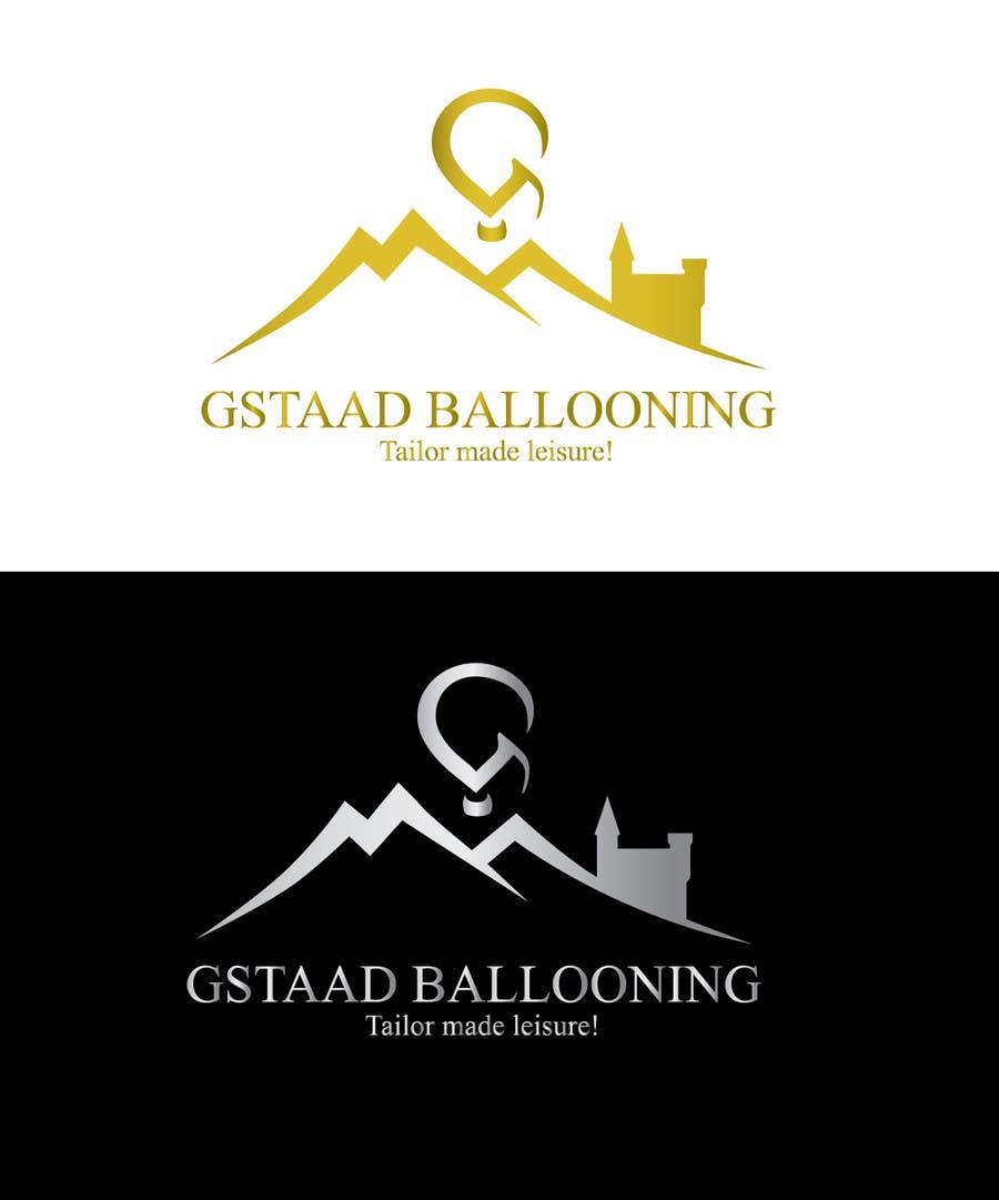 Penyertaan Peraduan #466 untuk Logo Design for Hot Air Balloon Company