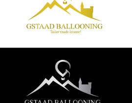 #466 para Logo Design for Hot Air Balloon Company por JoYdesign12