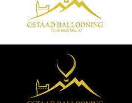 #539 para Logo Design for Hot Air Balloon Company por JoYdesign12