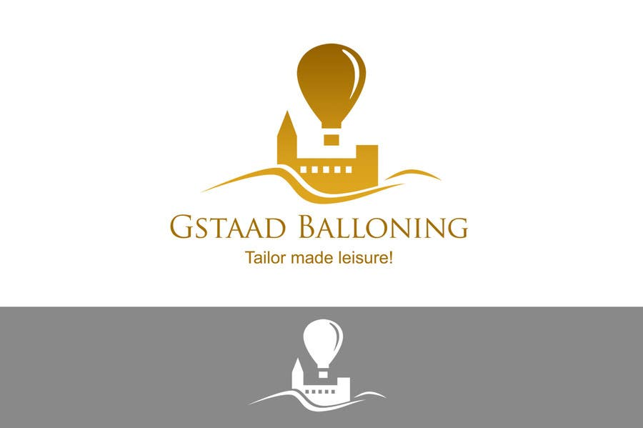 Proposition n°                                        456                                      du concours                                         Logo Design for Hot Air Balloon Company