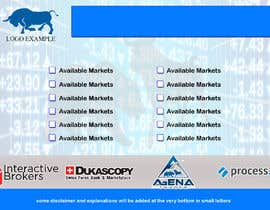 #9 for Create a design Template for Stock-Trading checklist af karlmoya