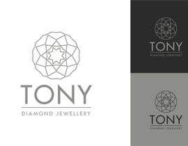 BrandCreativ3 tarafından Logo Design for Tony Diamond Jewellery için no 171