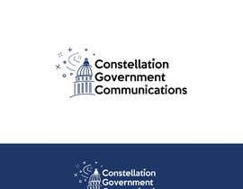 #136 for Design a Logo for Constellation Government Communications by gabren