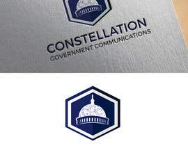 #181 for Design a Logo for Constellation Government Communications by PsDesignStudio