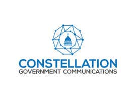 #137 for Design a Logo for Constellation Government Communications by naimrezamnr