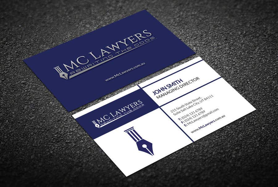 Entry 162 By Shahnewazharun For Design Some Business Cards Freelancer