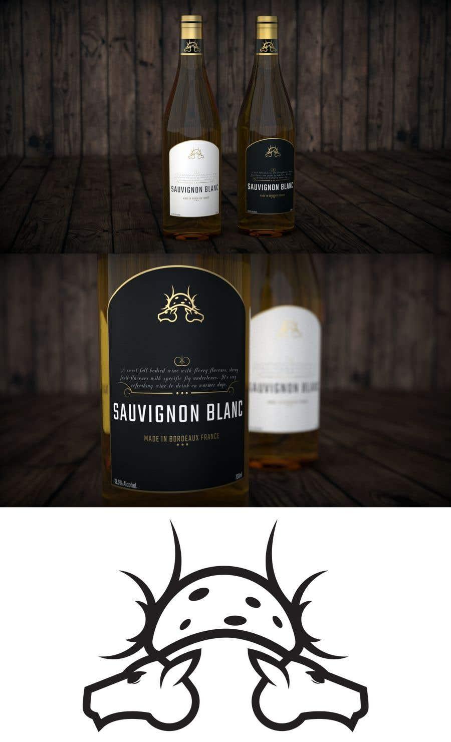 Inscrição nº 31 do Concurso para Wine Logo Design --- Finland reindeer
