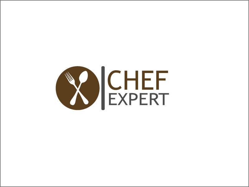 Inscrição nº                                         64                                      do Concurso para                                         Logo for site chef.expert