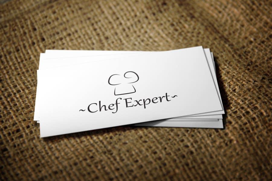 Inscrição nº                                         85                                      do Concurso para                                         Logo for site chef.expert
