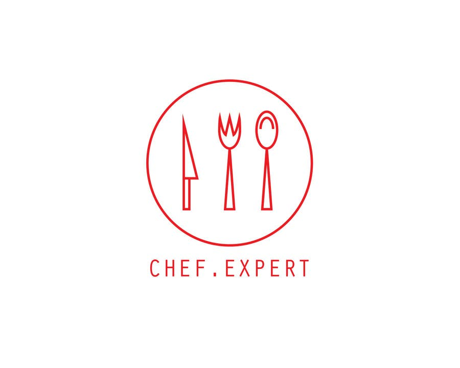 Inscrição nº                                         145                                      do Concurso para                                         Logo for site chef.expert