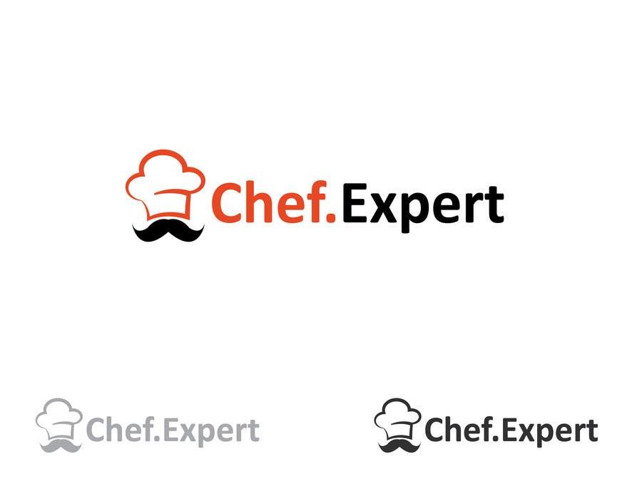 Inscrição nº                                         9                                      do Concurso para                                         Logo for site chef.expert