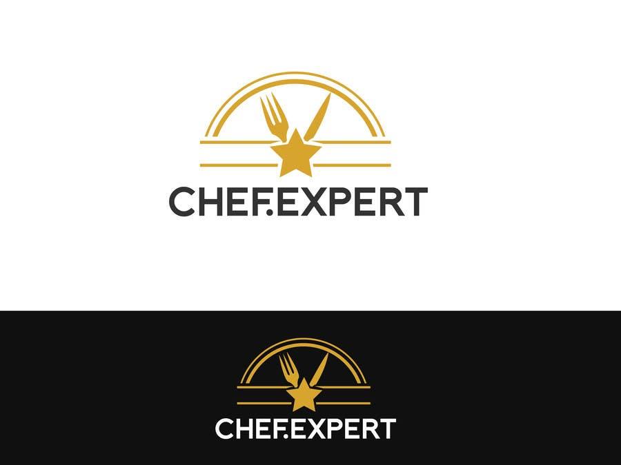 Inscrição nº                                         14                                      do Concurso para                                         Logo for site chef.expert
