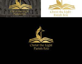 "#6 for Title is ""Christ the Light Parish Fete"" We are a Catholic Parish and would like Catholic symbolism represented in the logo design. St Mary's- Whittlesea, St Joseph's- Mernda, St Paul the Apostle Doreen & St Mary's- Kinglake af DonnaMoawad"