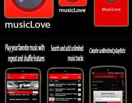 #1 for Design interstitial Banner for MusicLove af rubeljikodh