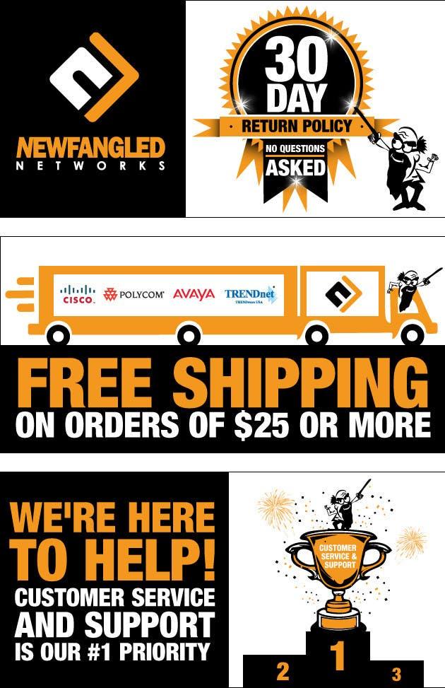 Konkurrenceindlæg #                                        12                                      for                                         Banner Ad Design for Newfangled Networks