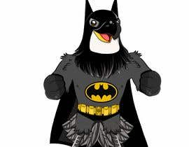 #9 for Give this mascot a Batman costume! af HiruE