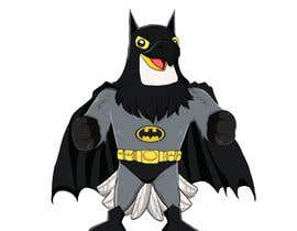 #22 for Give this mascot a Batman costume! af shinoobthoppil87