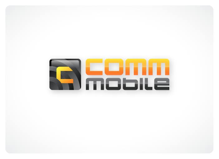 #16 for Logo Design for COMM MOBILE by Habitus