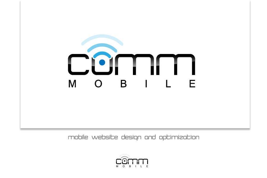 Bài tham dự cuộc thi #145 cho Logo Design for COMM MOBILE