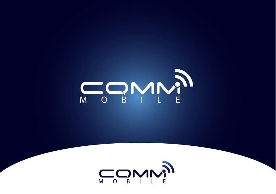 Конкурсная заявка №282 для Logo Design for COMM MOBILE