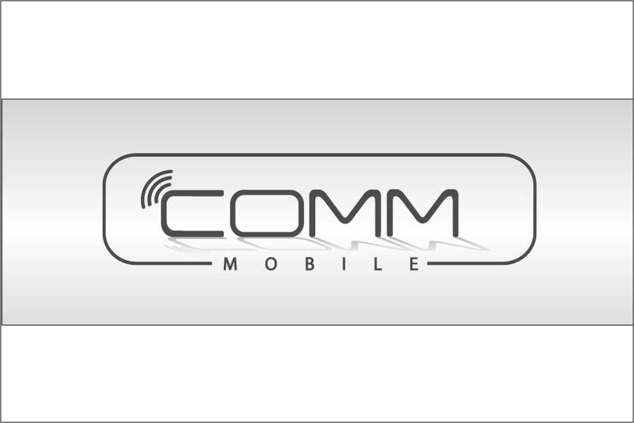 Bài tham dự cuộc thi #312 cho Logo Design for COMM MOBILE