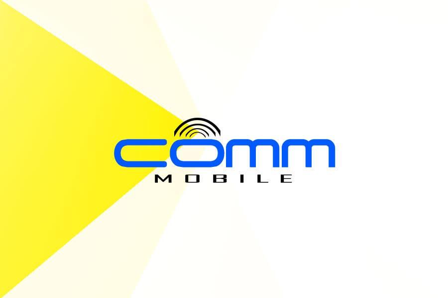 Конкурсная заявка №68 для Logo Design for COMM MOBILE