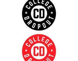 #41 College Dropout | Logo Design részére mer987 által