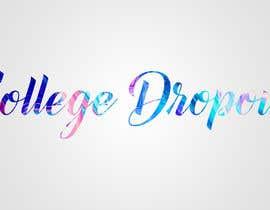 #69 College Dropout | Logo Design részére amrhmdy által