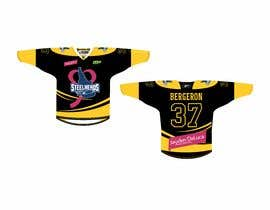#17 for JDF Hockey Jersey af manhaj