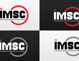 #358 para Logo Design for IMSC por websitedesilxquo