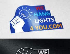 #32 cho Christmas light installation company Logo Design Contest bởi MohammedAtia