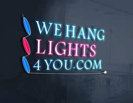#68 cho Christmas light installation company Logo Design Contest bởi MohammedAtia