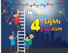 #70 cho Christmas light installation company Logo Design Contest bởi Norman94
