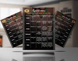 #47 for Design a  Restaurant Flyer by Legendtaricul