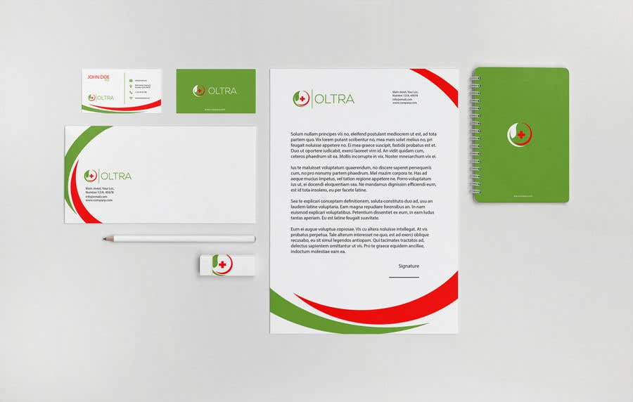 Entry #258 by munjila5811 for Design a company logo, business cards ...