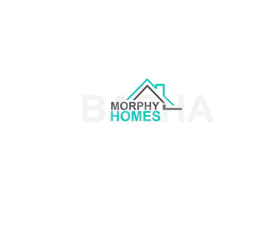 Конкурсная заявка №1447 для Logo for Murphy Homes