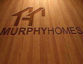 #1299 para Logo for Murphy Homes por VikiFil
