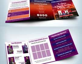 #11 untuk Design a Brochure - La Grande Convention des Amoureux de Dieu oleh roshanthilanga4