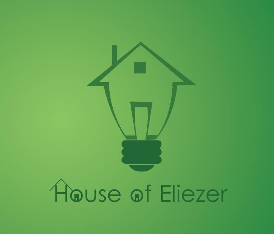 Kilpailutyö #11 kilpailussa Logo Design for House of Eliezer