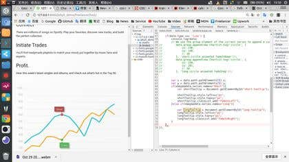 Image of                             Fix a html element positioning b...