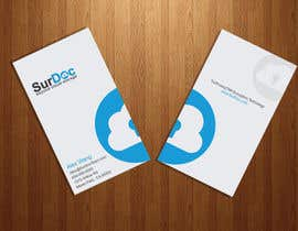 #8 para Business Card Design for SurDoc por librashah31