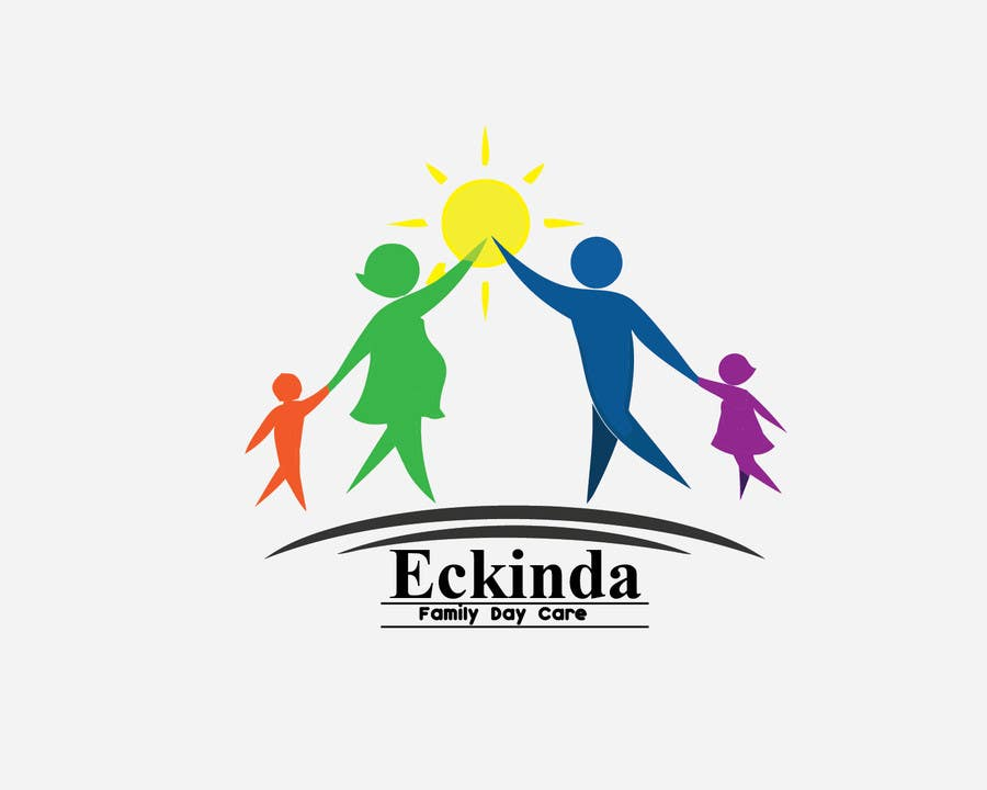 Design a logo for eckinda family day care freelancer for Family picture design