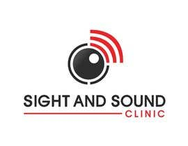 nº 217 pour Logo Design for Sight and Sound Clinic par soniadhariwal