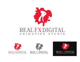 #181 for Graphic Design for Real FX Digital by RGranston