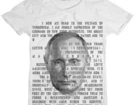 Shayotto tarafından Design eines Putin T-Shirts için no 44