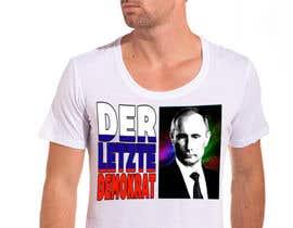 zdravcovladimir tarafından Design eines Putin T-Shirts için no 52