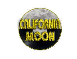 #10 cho California Moon: Rock n Roll Cover Band 's Logo bởi KellyBar
