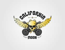 #72 cho California Moon: Rock n Roll Cover Band 's Logo bởi Aerozef