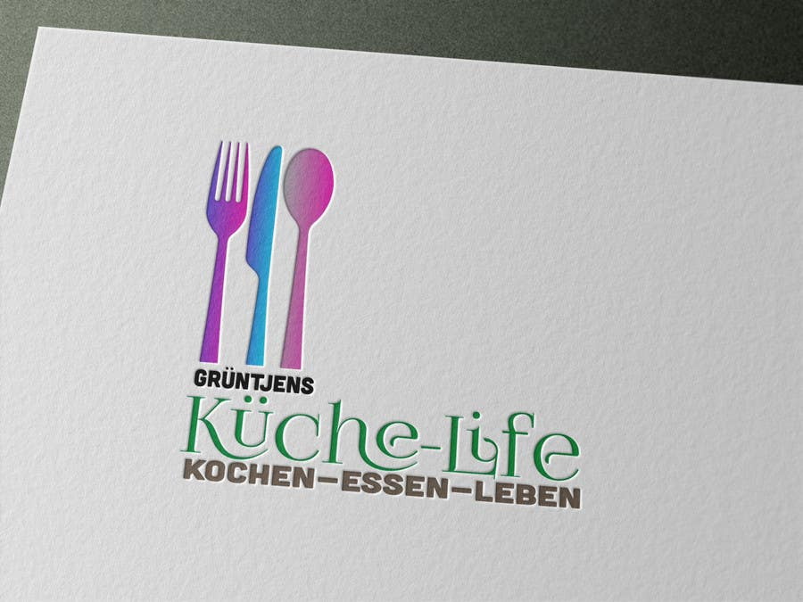 Entry 56 By Alauddinmohammad For Design Eines Logos For A Kitchen