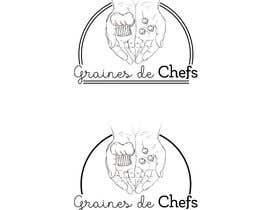 nº 18 pour création de logo pour Chef de cuisine par floriangirod